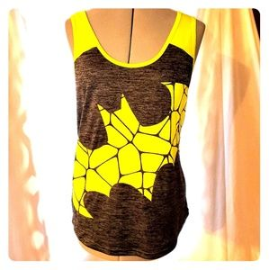 Batman Active Tank Top